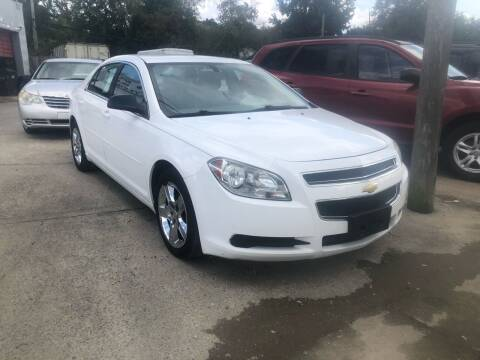 2010 Chevrolet Malibu for sale at AFFORDABLE USED CARS in Richmond VA