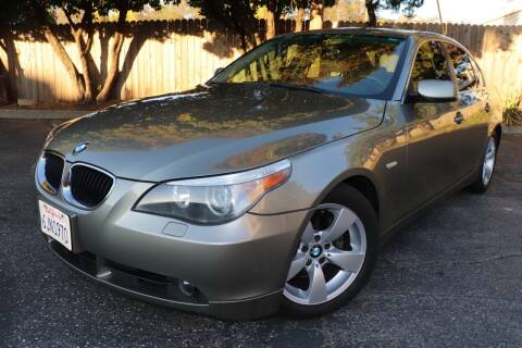 2006 BMW 5 Series for sale at California Auto Sales in Auburn CA
