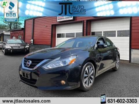 2017 Nissan Altima for sale at JTL Auto Inc in Selden NY