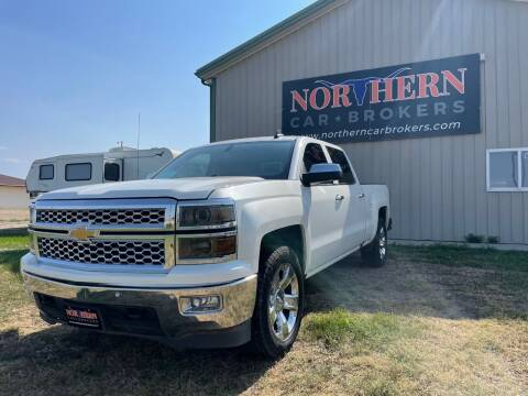 2015 Chevrolet Silverado 1500 for sale at Northern Car Brokers in Belle Fourche SD