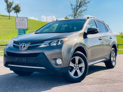 2015 Toyota RAV4 for sale at AUTO DIRECT in Houston TX