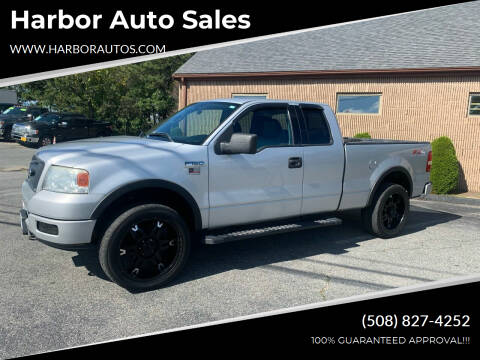 2004 Ford F-150 for sale at Harbor Auto Sales in Hyannis MA