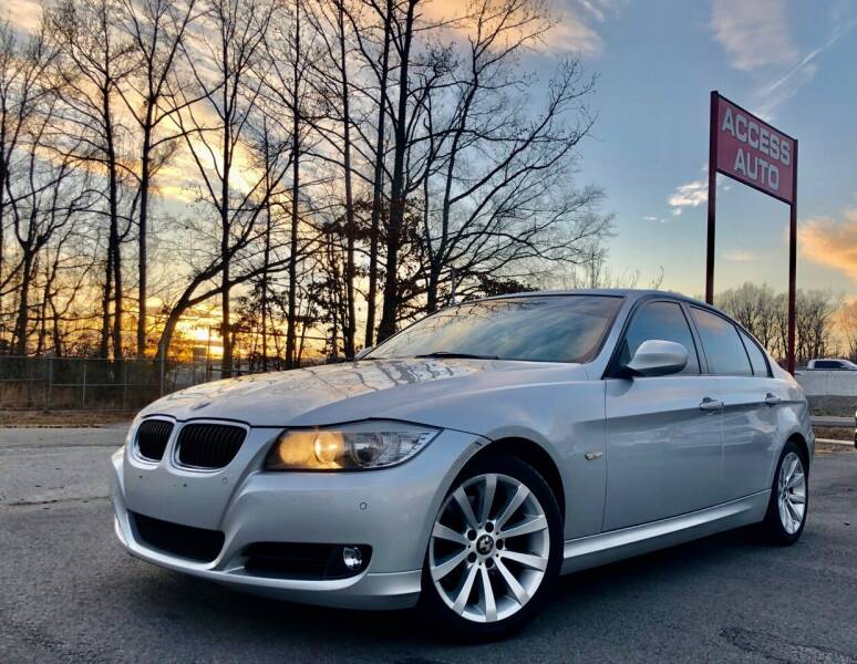 2011 BMW 3 Series for sale at Access Auto in Cabot AR
