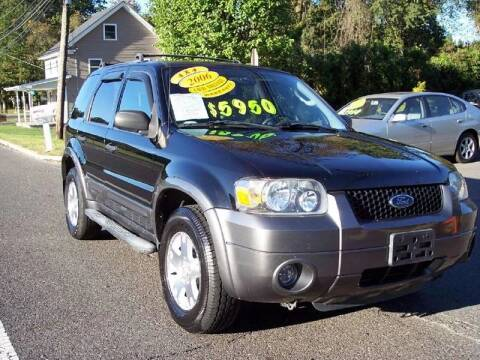 2006 Ford Escape for sale at Motor Pool Operations in Hainesport NJ