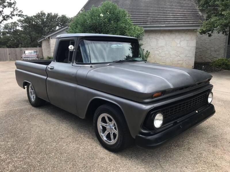 1962 Chevrolet C/K 10 Series for sale at Mafia Motors in Boerne TX