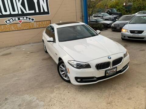 2015 BMW 5 Series for sale at Excellence Auto Trade 1 Corp in Brooklyn NY