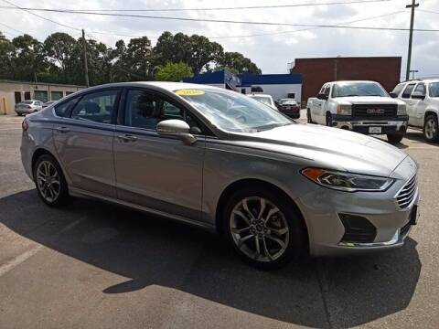2020 Ford Fusion for sale at Auto Finance of Raleigh in Raleigh NC