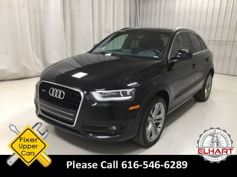 2015 Audi Q3 for sale at Elhart Automotive Campus in Holland MI