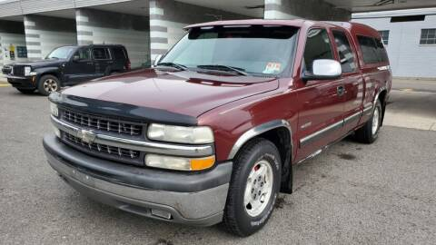 2002 Chevrolet Silverado 1500 for sale at MFT Auction in Lodi NJ