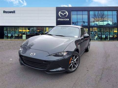 2021 Mazda MX-5 Miata RF for sale at Mazda Of Roswell in Roswell GA