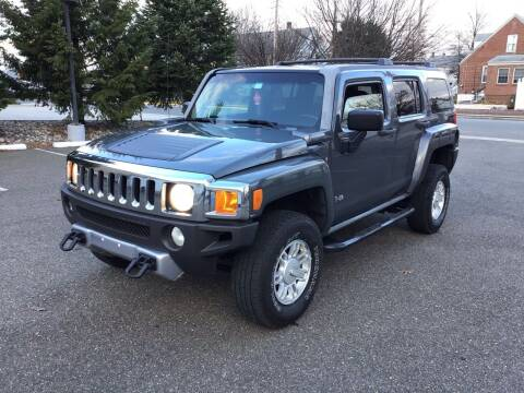 2008 HUMMER H3 for sale at Bromax Auto Sales in South River NJ