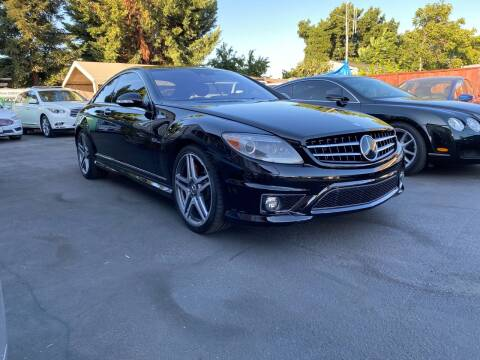2008 Mercedes-Benz CL-Class for sale at Ronnie Motors LLC in San Jose CA