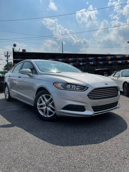 2016 Ford Fusion for sale at Auto Budget Rental & Sales in Baltimore MD