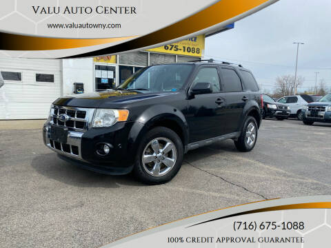 2011 Ford Escape for sale at Valu Auto Center in West Seneca NY