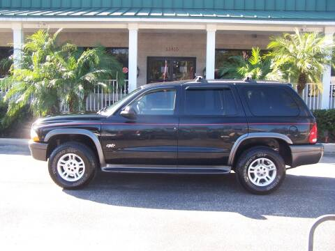 2002 Dodge Durango for sale at Thomas Auto Mart Inc in Dade City FL