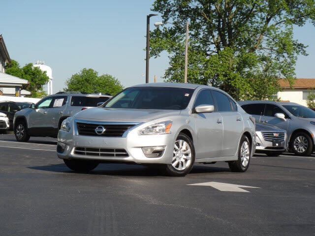 2015 Nissan Altima for sale at Jack Schmitt Chevrolet Wood River in Wood River IL