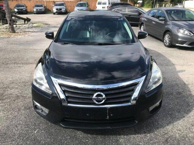 2015 Nissan Altima for sale at Denny's Auto Sales in Fort Myers FL