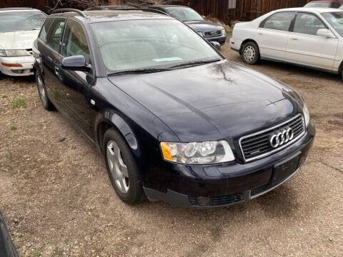 2002 Audi A4 for sale at Fast Vintage in Wheat Ridge CO