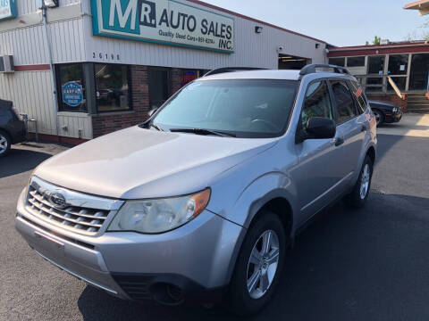 2012 Subaru Forester for sale at MR Auto Sales Inc. in Eastlake OH
