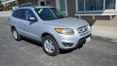 2010 Hyundai Santa Fe for sale at West Richland Car Sales in West Richland WA