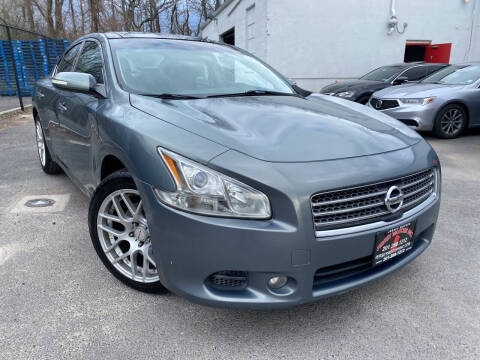 2010 Nissan Maxima for sale at JerseyMotorsInc.com in Teterboro NJ