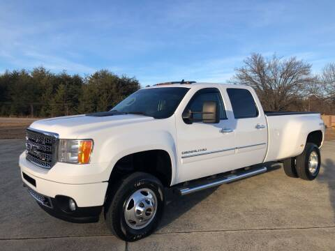 2013 GMC Sierra 3500HD for sale at Priority One Auto Sales in Stokesdale NC