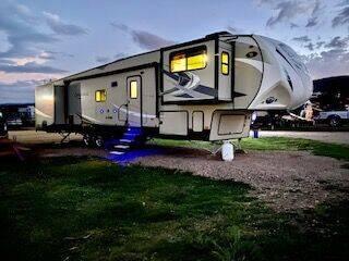 2018 Coachmen Chaparral 370FL for sale at RV Wheelator in Tucson AZ