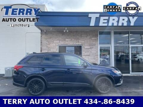 2020 Mitsubishi Outlander for sale at Terry Auto Outlet in Lynchburg VA