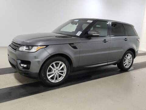 2017 Land Rover Range Rover Sport for sale at Florida Fine Cars - West Palm Beach in West Palm Beach FL