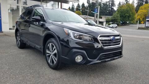 2019 Subaru Outback for sale at Seattle Auto Deals in Everett WA