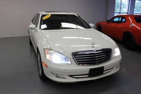 2007 Mercedes-Benz S-Class for sale at Road Runner Auto Sales WAYNE in Wayne MI