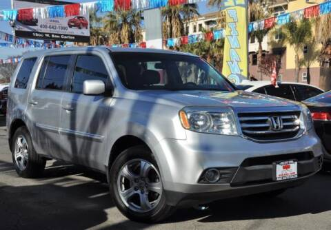 2013 Honda Pilot for sale at AMC Auto Sales Inc in San Jose CA