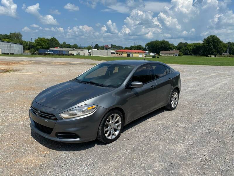 2013 Dodge Dart for sale at Tennessee Valley Wholesale Autos LLC in Huntsville AL