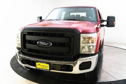 2013 Ford F-250 Super Duty for sale at AUTOMAXX MAIN in Orem UT