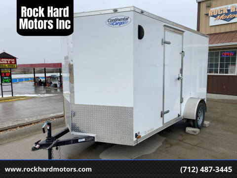 2021 Forest River Enclosed Trailer for sale at Rock Hard Motors Inc in Treynor IA