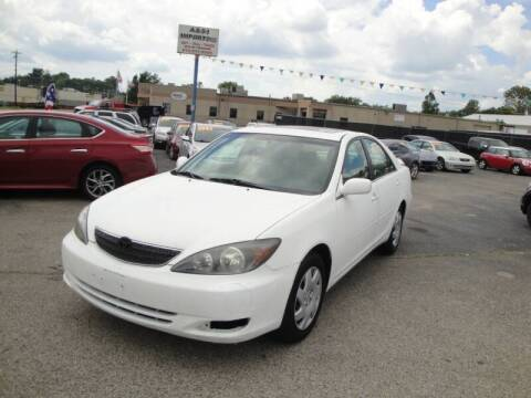 2003 Toyota Camry for sale at A&S 1 Imports LLC in Cincinnati OH