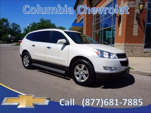 2011 Chevrolet Traverse for sale at COLUMBIA CHEVROLET in Cincinnati OH