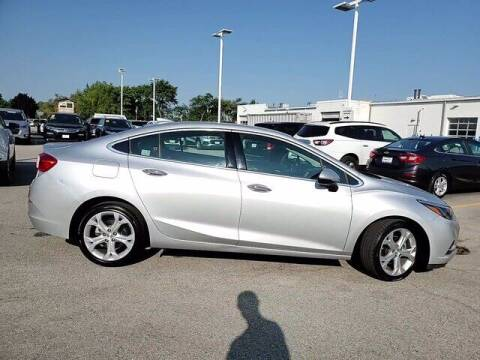 2016 Chevrolet Cruze for sale at Hawk Chevrolet of Bridgeview in Bridgeview IL