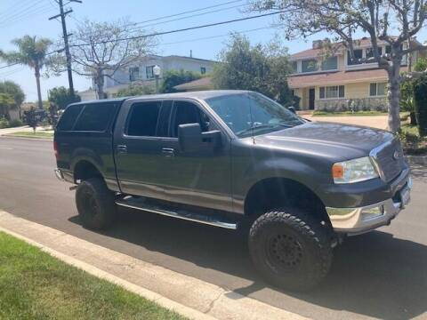 2004 Ford F-150 for sale at Del Mar Auto LLC in Los Angeles CA