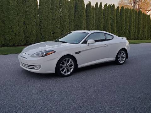 2007 Hyundai Tiburon for sale at Kingdom Autohaus LLC in Landisville PA