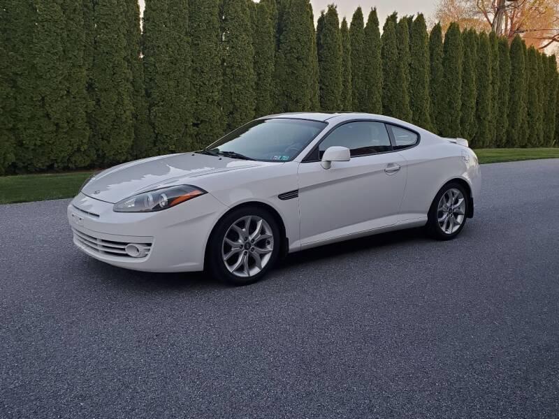 2007 Hyundai Tiburon for sale at Kingdom Autohaus LLC in Landisville PA