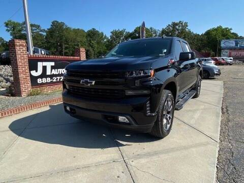 2019 Chevrolet Silverado 1500 for sale at J T Auto Group in Sanford NC