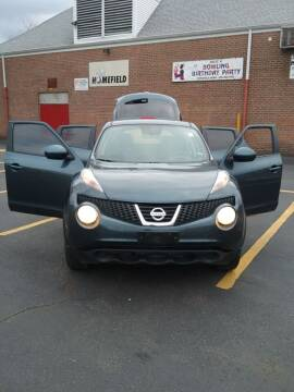 2013 Nissan JUKE for sale at Drive Deleon in Yonkers NY