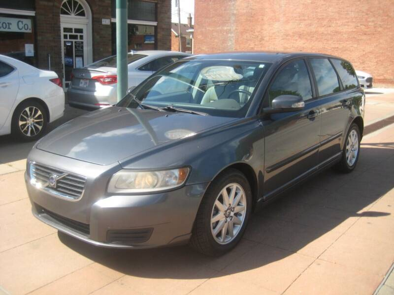 2009 Volvo V50 for sale at Theis Motor Company in Reading OH