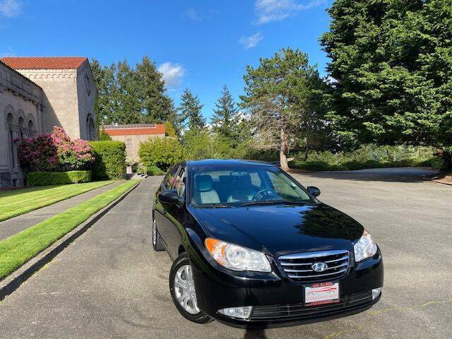 2010 Hyundai Elantra for sale at EZ Deals Auto in Seattle WA