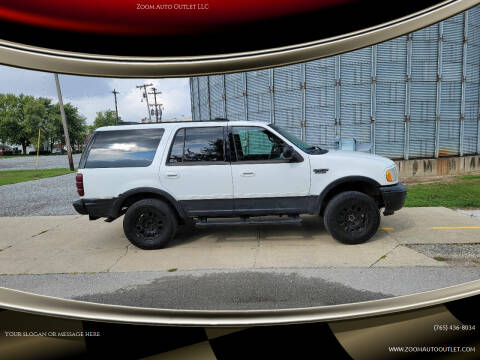 2000 Ford Expedition for sale at Zoom Auto Outlet LLC in Thorntown IN