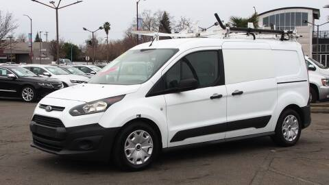2014 Ford Transit Connect Cargo for sale at Okaidi Auto Sales in Sacramento CA