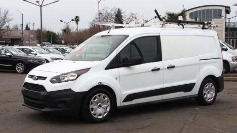 2016 Ford Transit Connect Cargo for sale at Okaidi Auto Sales in Sacramento CA