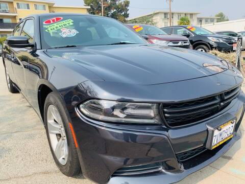2017 Dodge Charger for sale at San Mateo Auto Sales in San Mateo CA