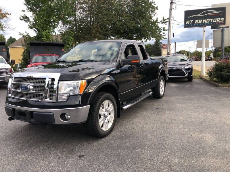 2009 Ford F-150 for sale at RT28 Motors in North Reading MA